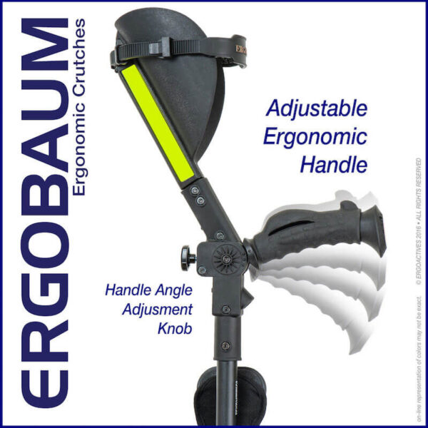 Ergobaum-adjustable_handle_crutch